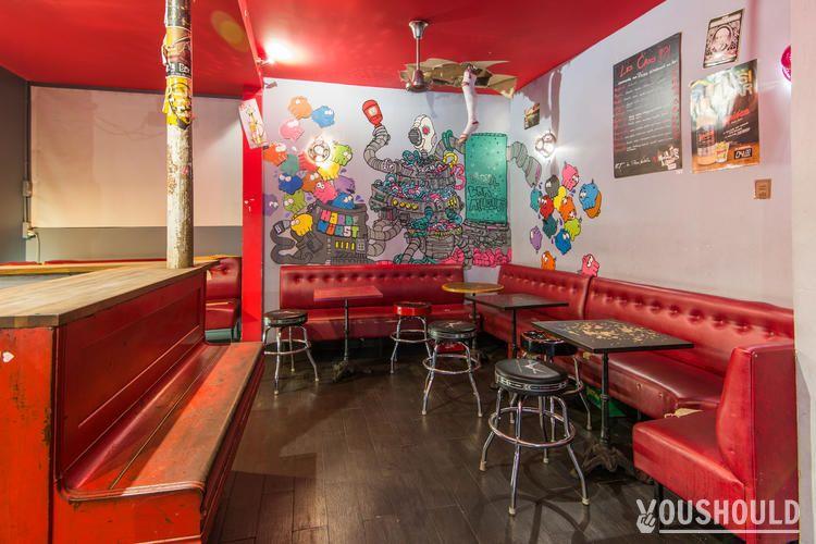 Nul Bar Ailleurs - TOP des bars pour fêter Halloween 2015