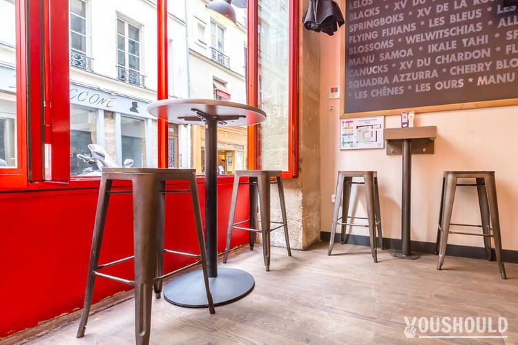 Flanker Bar - Réserver ou privatiser un bar dans le 6ème arrondissement de Paris