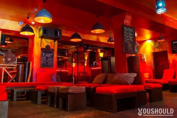 Le Bahiana Saint Jean de Monts - Top des bars Nantais pour faire la fête