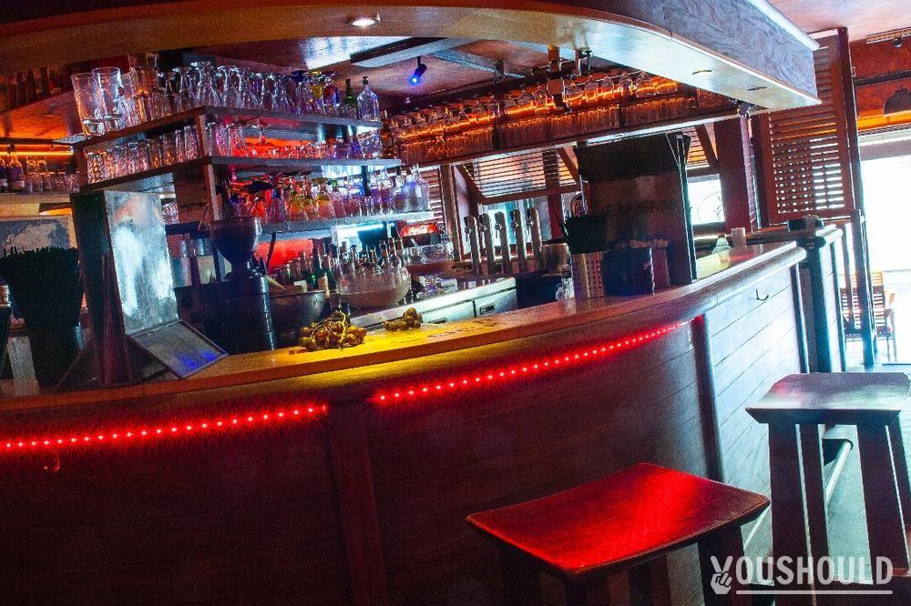 Photo du bar à réserver ou privatiser Le Bahiana Saint Jean de Monts