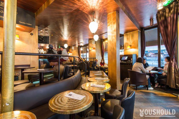 Le QG Bastille - TOP 10 des bars à réserver gratuitement si ton appartement est trop petit