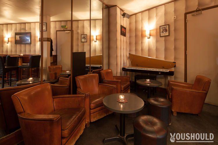 L'Ambre - Réserver ou privatiser un bar dans le 17ème arrondissement de Paris