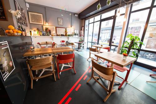 Le Café Fauve Paris