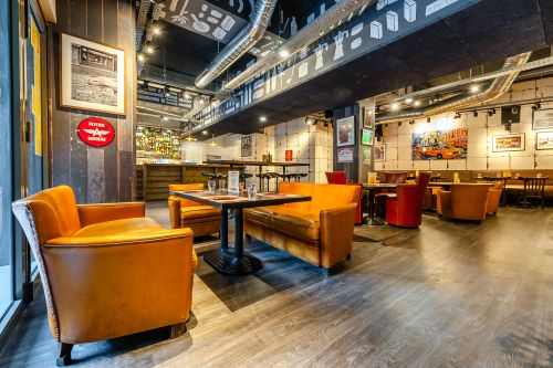 PlayOff Pizza Pub – Montparnasse