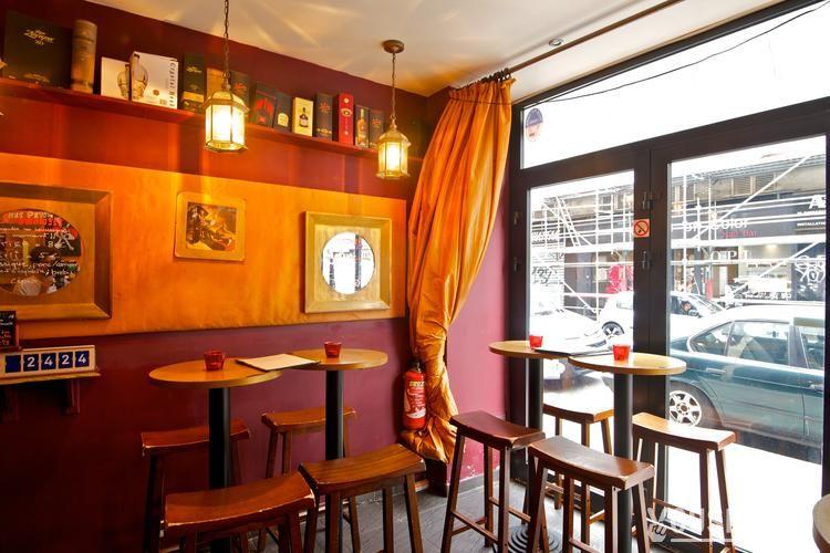 Les Pirates - Réserver ou privatiser un bar dans le 11ème arrondissement de Paris.