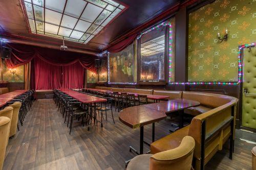 Au Café de Paris