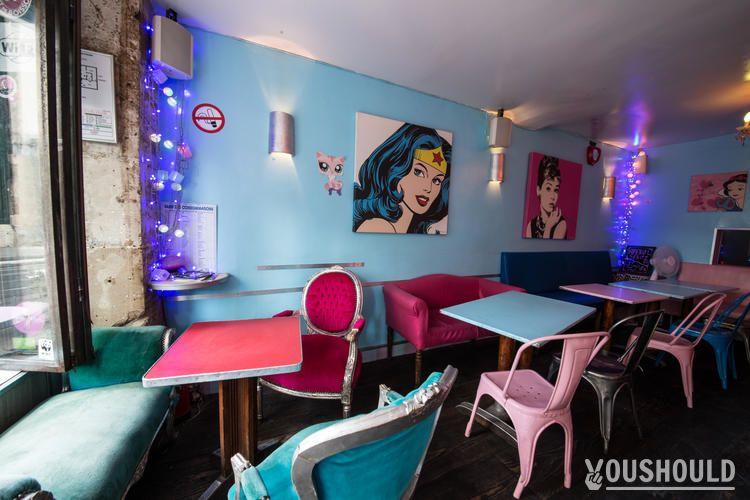 Café Bonnie - Organiser son anniversaire entre 30 et 60 ans