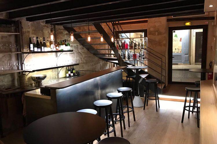 La Cave de Martin - Réserver ou privatiser un bar - Rue Montorgueil