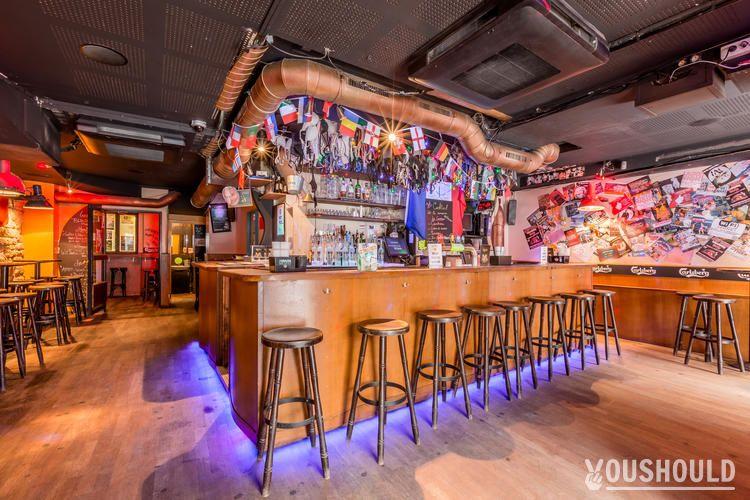 Le N'importe Quoi - Top des Bars Originaux à découvrir sur Paris