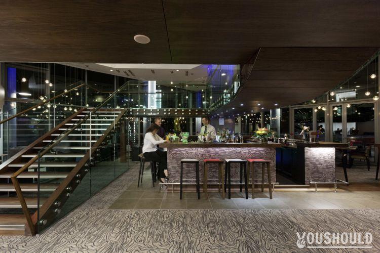 Bar lounge N'Café Confluence - Organiser son anniversaire entre 30 et 60 ans