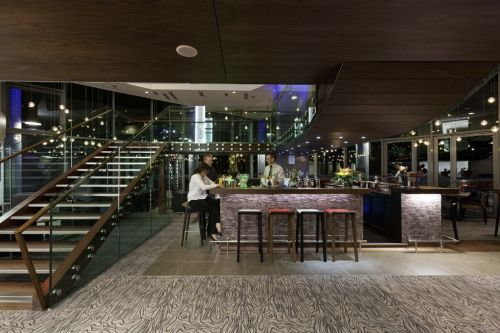 Bar lounge N'Café Confluence