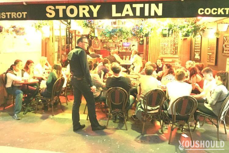 Le Story Latin - Réserver ou privatiser un bar dans le 5ème arrondissement de Paris