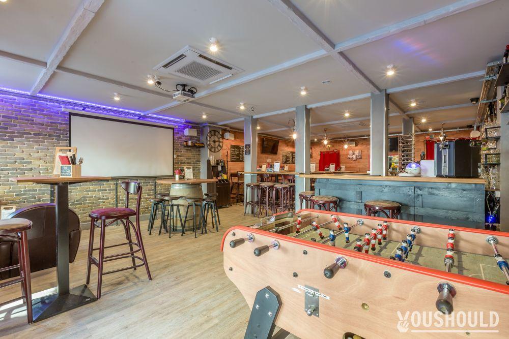 Photo du bar à réserver ou privatiser Wall Street Pigalle