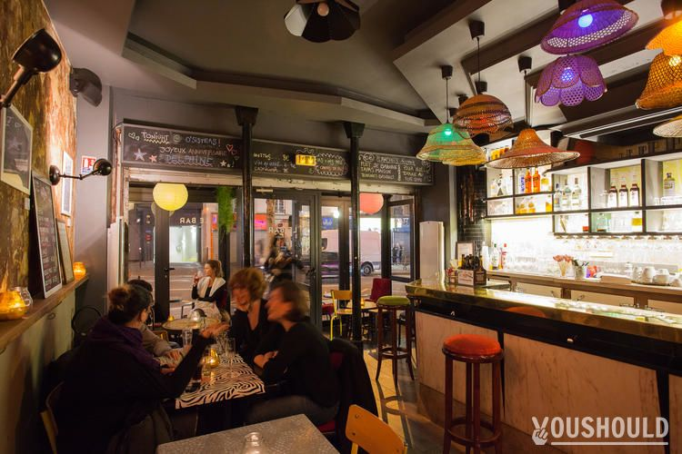 LE BAR by O'Sisters - Top 10 des bars à privatiser ou à réserver pour un pot de départ à Paris