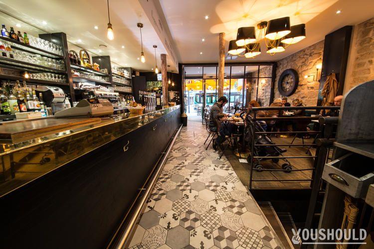 Café du Châtelet - TOP 10 des bars avec la clim à Paris !
