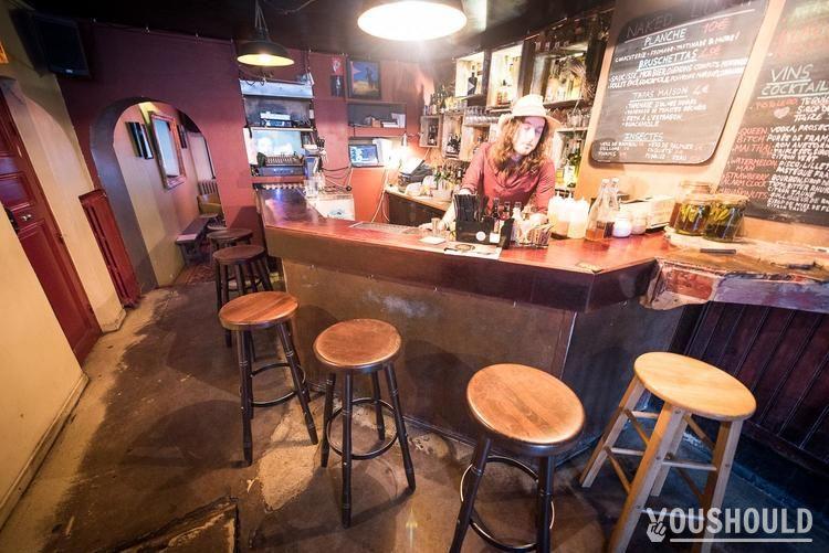 Le Festin Nu - Réserver ou privatiser un bar à Montmartre