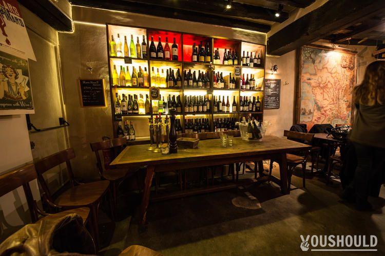 Le Porte Pot - Réserver ou privatiser un bar du quartier Latin