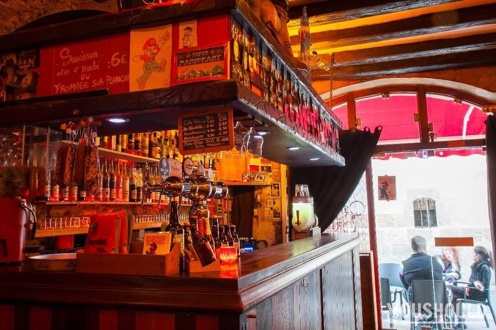 Photo du bar à réserver ou privatiser Le Briord