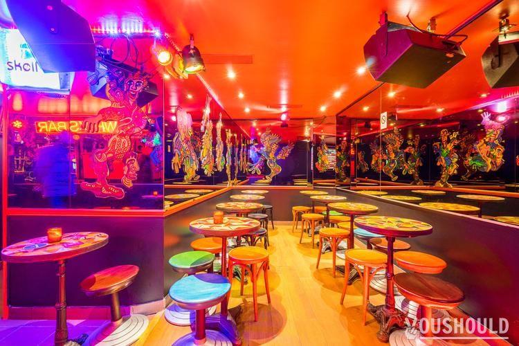 Baloo Bar - Top 10 des bars à réserver ou privatiser pour fêter son anniversaire