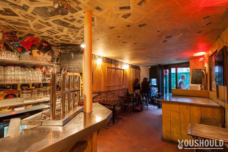Les Tonneaux Parisiens - Réserver ou privatiser un bar dans le 10ème arrondissement de Paris