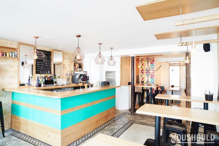 Patuco - Réserver ou privatiser un bar dans le 11ème arrondissement de Paris.