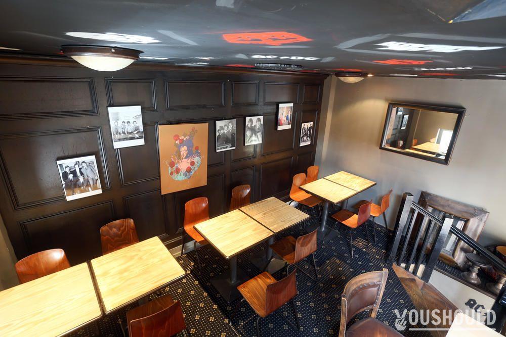Photo du bar à réserver ou privatiser Queen's Head