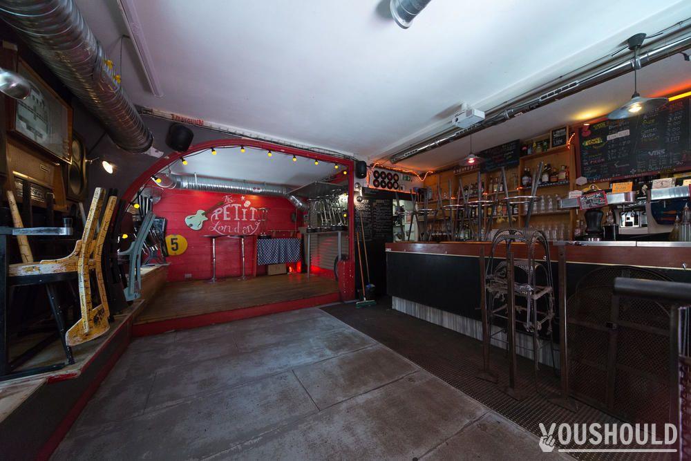 Photo du bar à réserver ou privatiser The Petit London