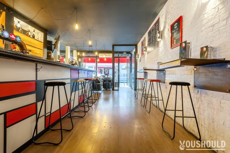 Le Bar des Halles - Bars à privatiser à Châtelet Les Halles Paris