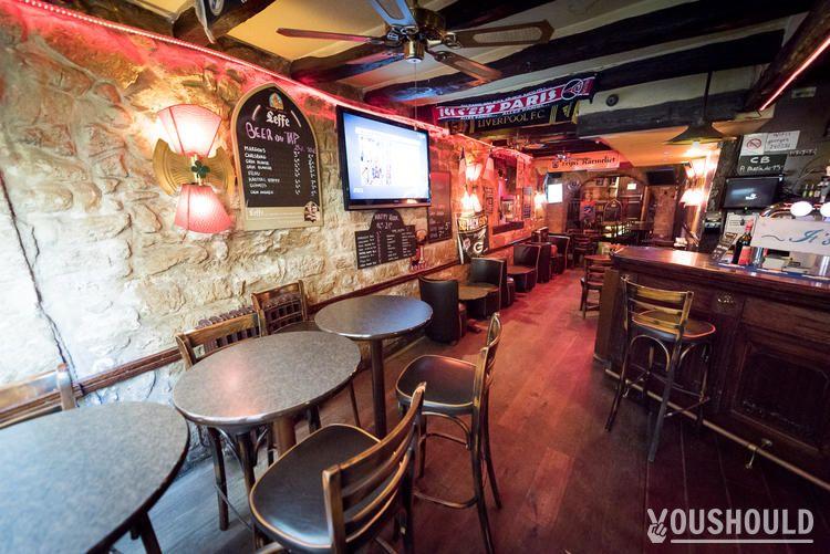 Margen's Pub - Organiser son anniversaire entre 25 et 35 ans
