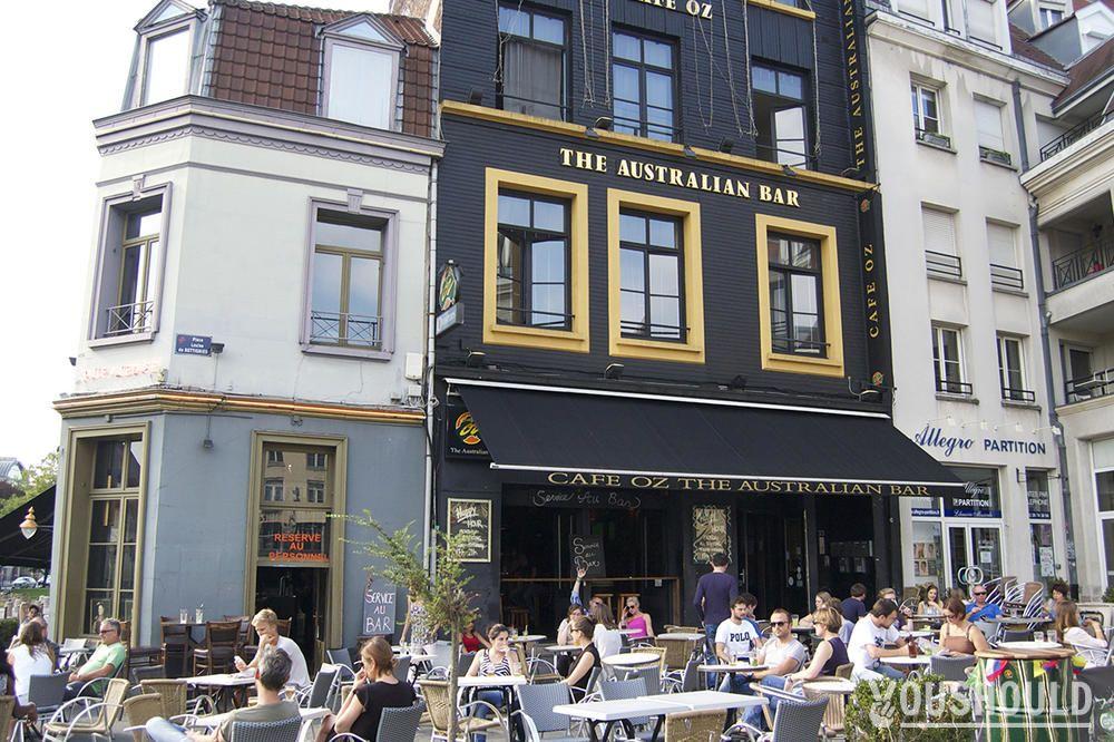 Photo du bar à réserver ou privatiser Café Oz