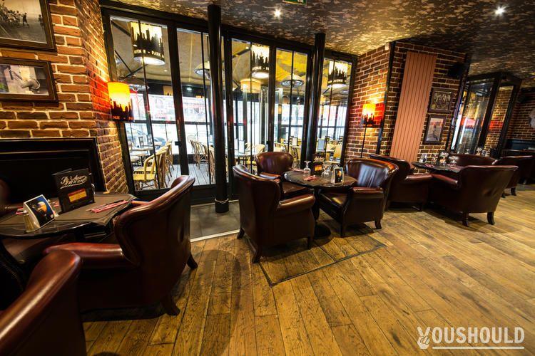 Park Avenue - Réserver un bar gratuitement à Paris : notre sélection !