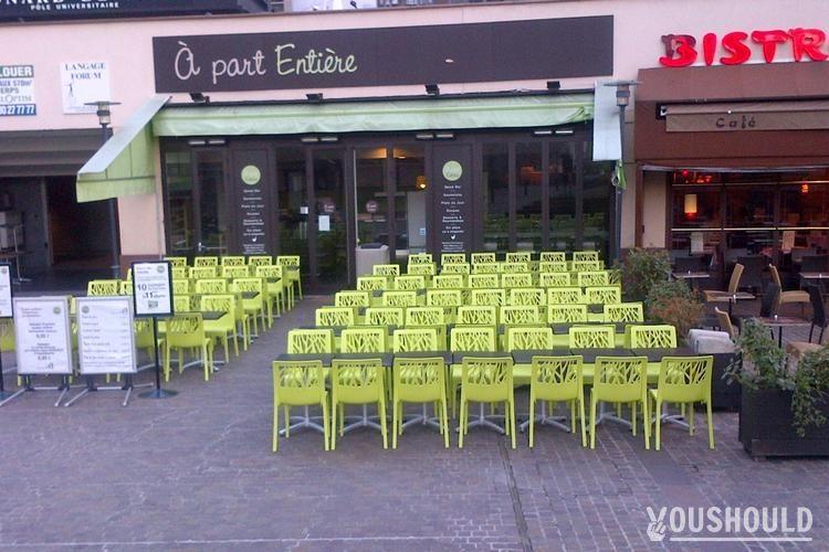 A Part Entière - Les Bars YouShould en banlieue de Paris