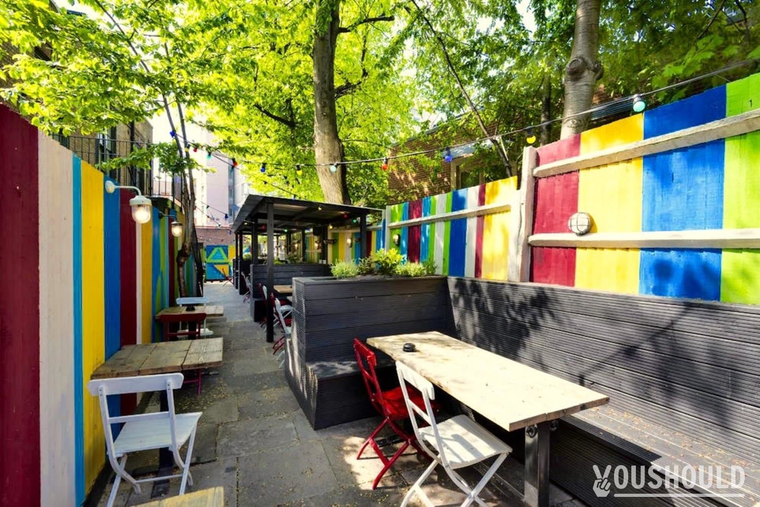 Top 12 bars to celebrate a birthday party in August in London