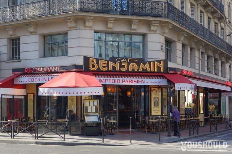 Le Café Benjamin - Regarder un match de foot