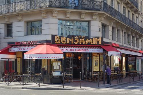 Le Café Benjamin