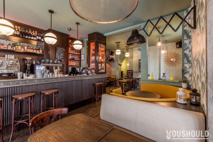 Comptoir des Frangins - Réserver ou privatiser un bar - Rue Montorgueil