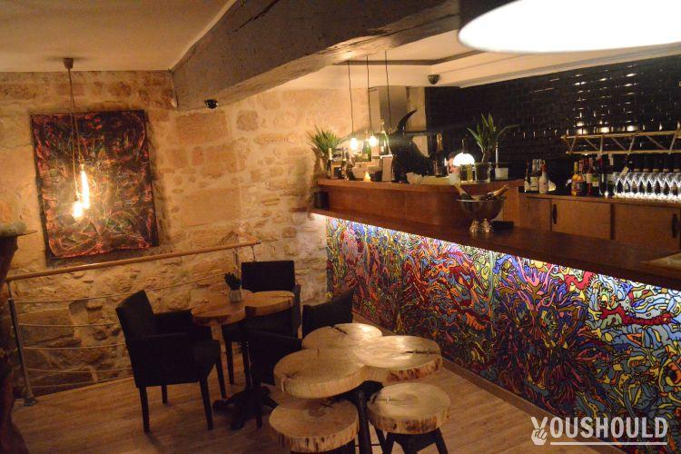 Dacouar - Bar à champagne - Top 10 des bars latino à Paris