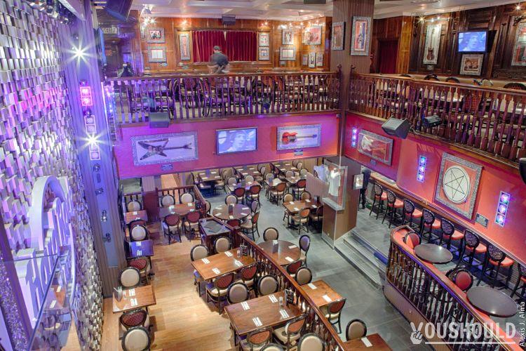 Hard Rock Café - Organiser son anniversaire entre 30 et 60 ans