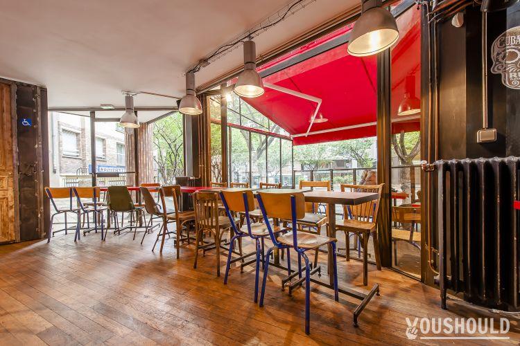 La Cantine Fabien - Réserver ou privatiser un bar dans le 10ème arrondissement de Paris