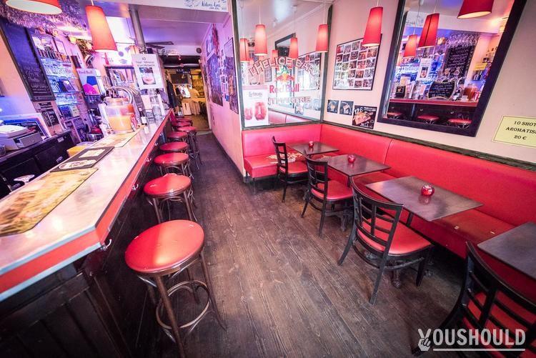L'Hélice Bar - Réserver ou privatiser un bar à Montmartre
