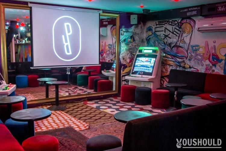 Panic Room - Top 10 des bars à Lyon à privatiser ou à réserver