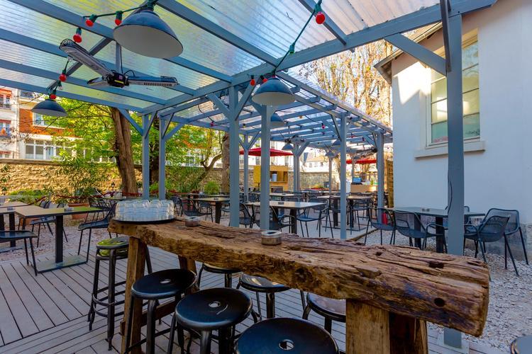 Le Café A - Réserver ou privatiser un bar dans le 10ème arrondissement de Paris