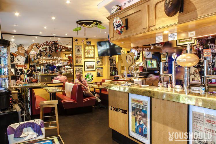 Le Comptoir - Réserver ou privatiser un bar dans le 15ème arrondissement de Paris