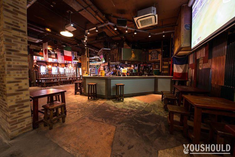 Café Oz Chatelet - Top des bars à réserver ou privatiser gratuitement ouverts toute la nuit