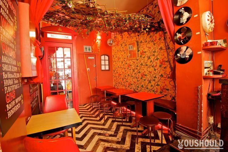 Pili Pili - Les meilleures offres de réservation ou de privatisation de bars à Paris