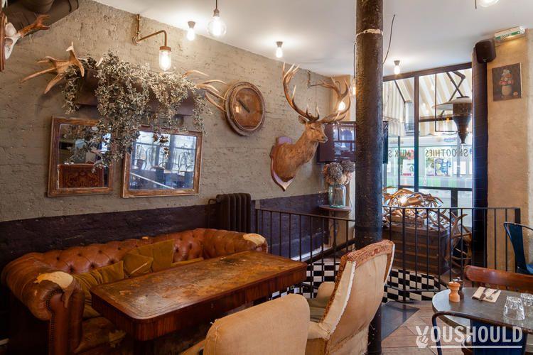 Le Grand Cerf - Bars à privatiser à Châtelet Les Halles Paris