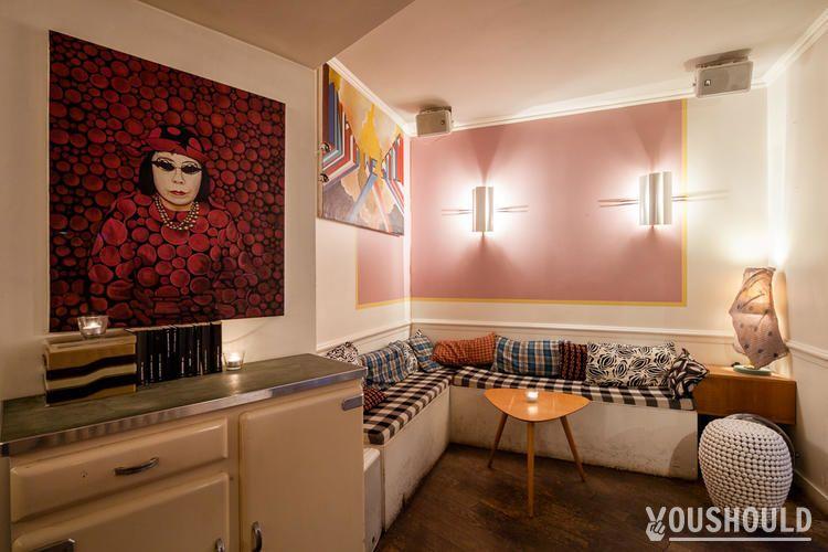 Le Rosie - Réserver ou privatiser un bar à Montmartre