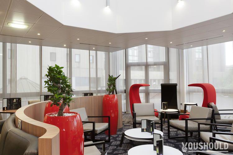 Novotel Part Dieu - Top bars à réserver et à privatiser gratuitement à Lyon