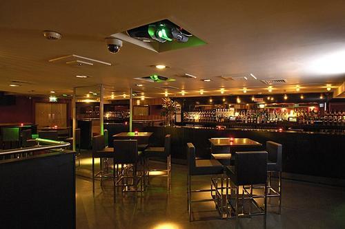 Agenda Bar