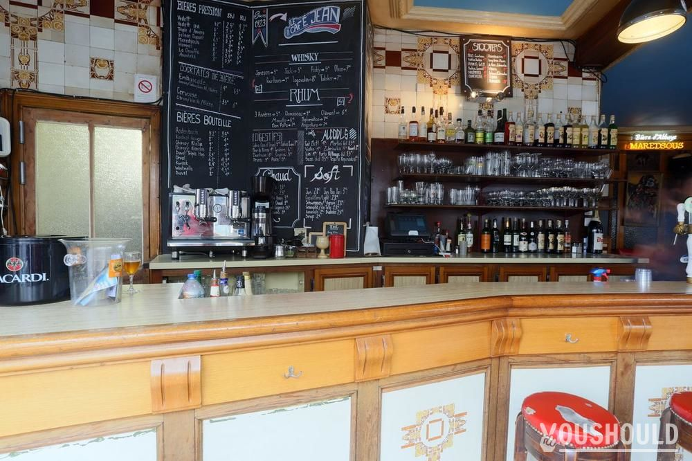 Photo du bar à réserver ou privatiser Café Jean